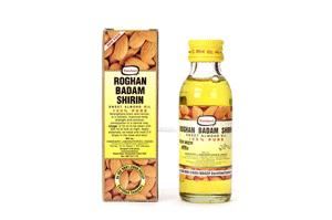 Roghan Badam Shirin Sweet Almond Oil 100ML