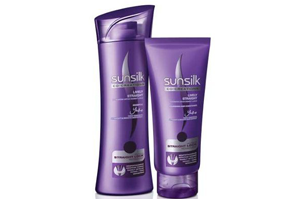 Sunsilk Shampoo Purple 340 ml