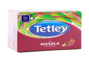 Tetley Masala Tea Bags (50 bags)