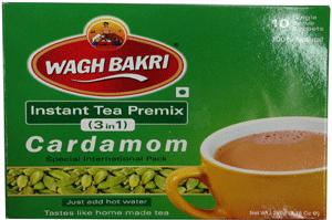 Wagh Bakri Cardamom Instant Tea Premix 140GM