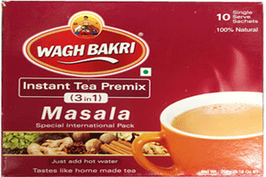Wagh Bakri Tea Premix 3 in 1